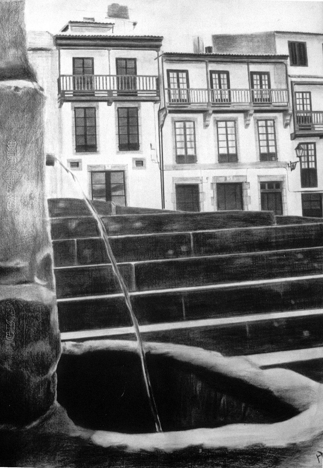 Fonte de Santa María (Betanzos)