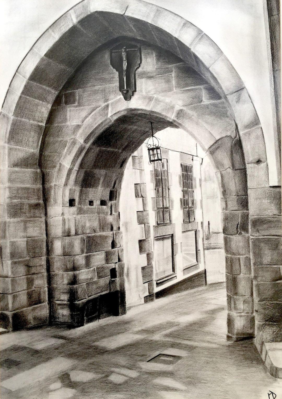 Arco do Cristo (Betanzos)